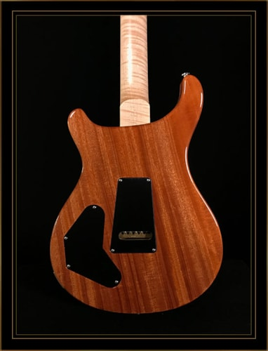 Paul Reed Smith Wood Library DGT with Quilt Top, Maple Neck & Fretboard Violet, Brand New, Original Hard