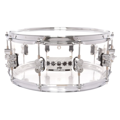 PDP 6x14 Chad Smith Signature Acrylic Snare Drum B-Stock