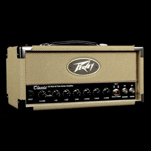 Peavey Classic 20 MH Guitar Amplifier Tweed Brand New