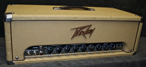 peavey classic 50 head tan amps preamps guitars n jazz. Black Bedroom Furniture Sets. Home Design Ideas