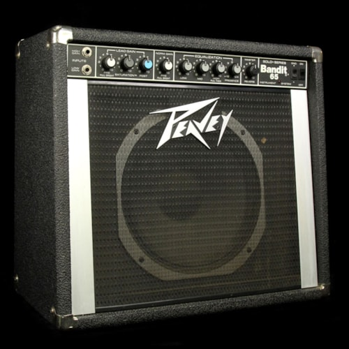 Peavey Used Peavey Bandit 65 Combo Amplifier Excellent, $149.95