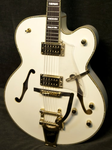Peerless Gig master Custom 5655 white, Brand New, Original Hard, Call For Price!