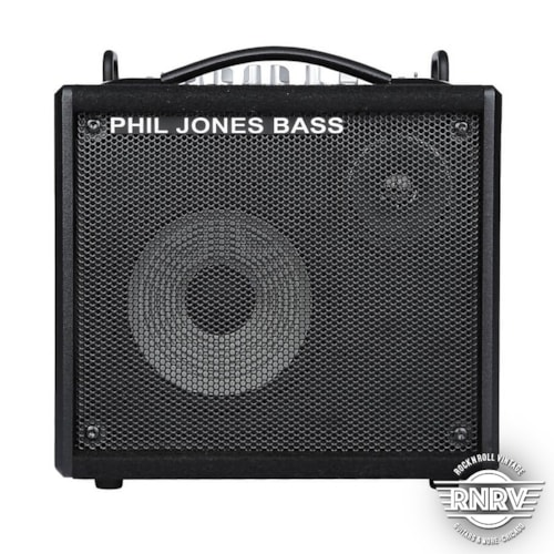 Phil Jones Bass Micro 7 50W 1x7 Bass Combo Amp Black