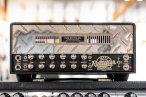 Pre-Owned Amplifiers Pre-Owned Mesa Boogie Mini Rectifier Twenty-Five Head