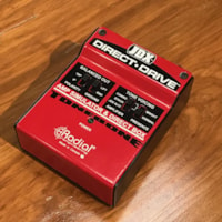 Pre-Owned Effects Pre-Owned Radial JDX Direct-Drive Amp Simulator & Direct Box