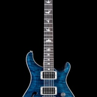 PRS CE 24 Semi-Hollow - Whale Blue (416)