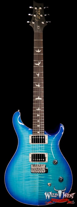 2019 Paul Reed Smith Special Run CE 24 Flame Maple Top 57/08 Pickups