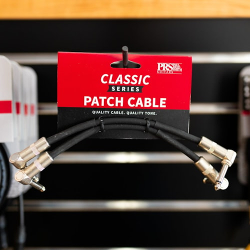 PRS Classic Patch Cable - 6 Inch (2 Pack)