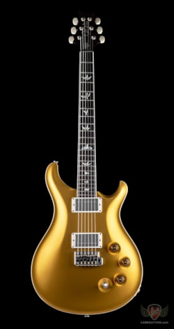 PRS DGT David Grissom Signature Birds - Gold Top (090)