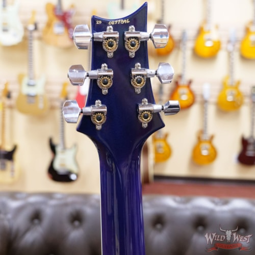 2020 Paul Reed Smith Core McCarty 594 Hollowbody II HB2 Violet Blue Burst