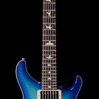 PRS - Paul Reed Smith Paul Reed Smith PRS Wild West Guitars Special Run CE 24 Flame Top Painted Neck 57/08 Pickups Makena Blue 288743