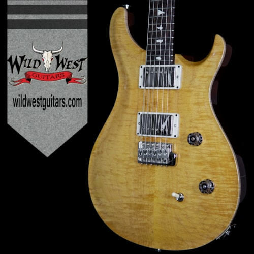 PRS - Paul Reed Smith PRS Wild West Guitars Special Run CE 24 Flame Maple Top and 57/08 PU Honey 238553 Honey, Brand New, $2,099.00
