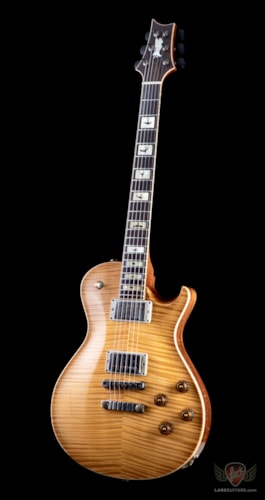 PRS Private Stock McCarty 594 Singlecut Aged Faded McCarty Burst (392)