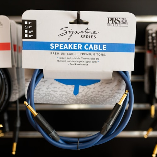 PRS Signature Speaker Cable - 6ft Straight/Straight