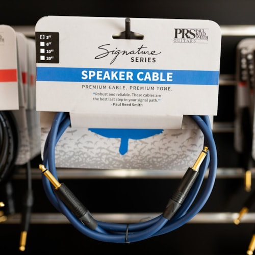 PRS Signature Speaker Cable - 3ft Straight/Straight