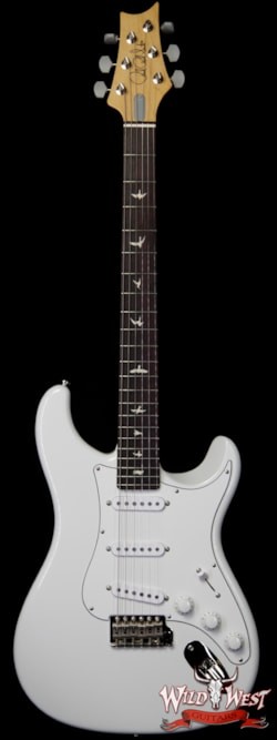 2019 PRS - Paul Reed Smith Paul Reed Smith PRS John Mayer Signature Model Silver Sky Rosewood Fingerboard Frost White