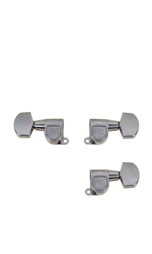 PRS/Schaller Chrome Locking Tuners