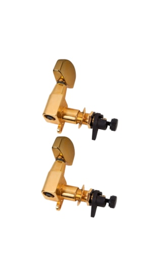 PRS/Schaller Gold Locking Treble Tuners