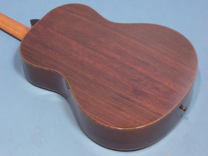 R.S. Muth Model S15 Adirondack, Indian Natural, Brand New, Hard
