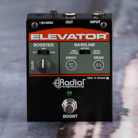 Radial Elevator Booster