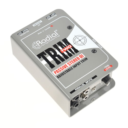 Radial Pro Trim-Two Passive DI