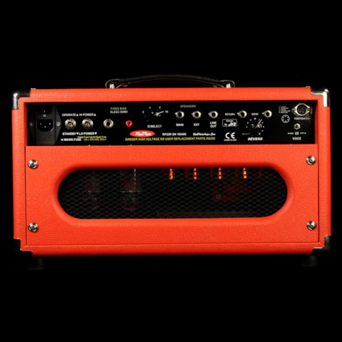 Red Plate Used 2016 Red Plate RP30R Electric Guitar Amplifier Head Red, Excellent, $2,299.00