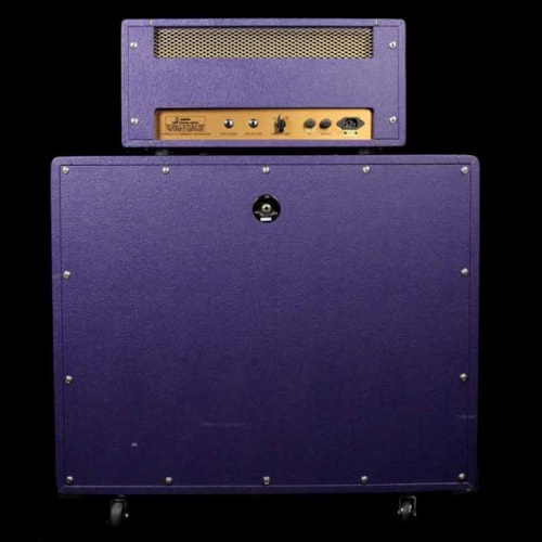 Reinhardt 18 Watt Head & 2x12 Cabinet Purple Excellent, $1,979.00
