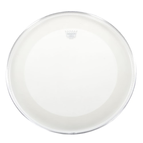 "Remo 18"" Powerstroke P3 Classic Coated Bass Drumhead w/No Stripe"