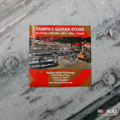 Replay Guitar Exchange Phosphor Bronze Acoustic Strings (13-56) Brand New, $5.99
