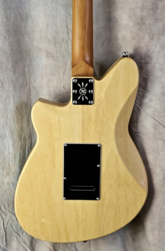 Reverend Double Agent W Natural Flame Maple