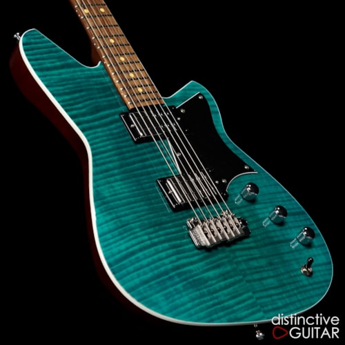 Reverend Kingbolt RA Turquoise Flame