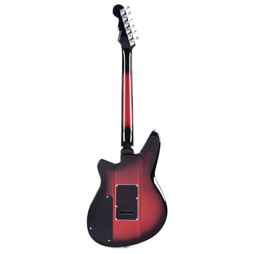 Reverend Warhawk DAW Metallic Red Burst B-STOCK