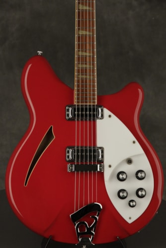 Rickenbacker 360 Red, Excellent, Original Hard, $2,095.00