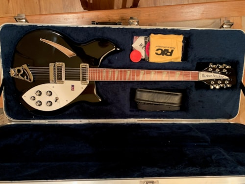 Rickenbacker 360/12....Absolutely Top Notch!
