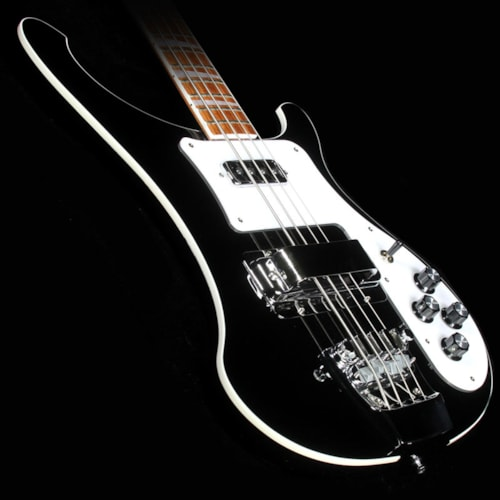 2010 Rickenbacker Used 2010 Rickenbacker 4003 Electric Bass Guitar Jetglo