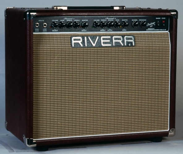 Rivera Chubster 40 Ruby Red, Brand New