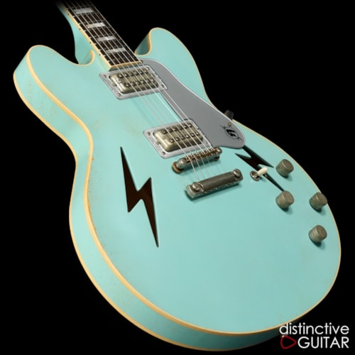 Rock n Roll Relics Lightning Sonic Blue