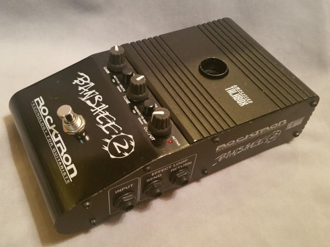 Rocktron Banshee 2 Talk Box Very Good, $75.00