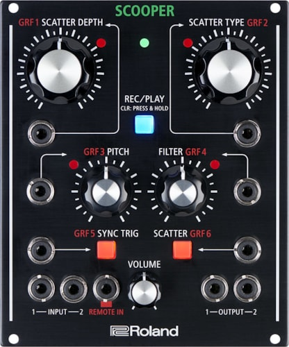 Roland Scooper Modular Scatter Brand New $299.00