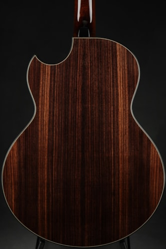 Ryan Grand Soloist Indian Rosewood/Bear Claw Sitka