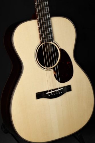 Santa Cruz OM Custom - German/Rosewood Brand New, Hard, $7,582.50