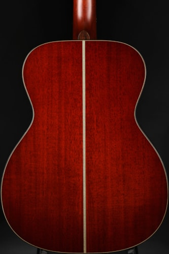 Santa Cruz OM Short Scale Redwood/Mahogany/Demo