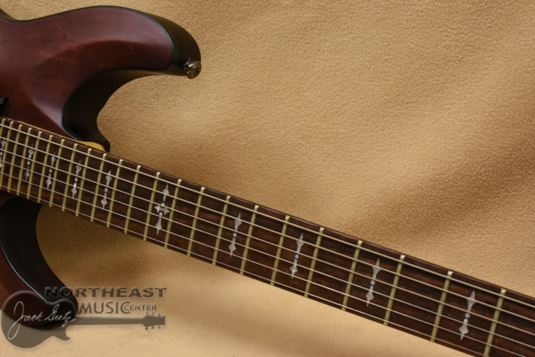 Schecter Omen-6 - Satin Walnut (Used)