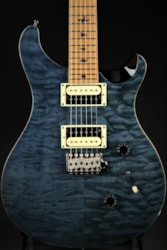 Paul Reed Smith (PRS) SE Custom 24 Roasted Maple Limited - Whale Blue