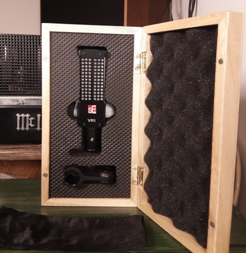 sE Electronics VR1 Voodoo Passive Ribbon Microphone