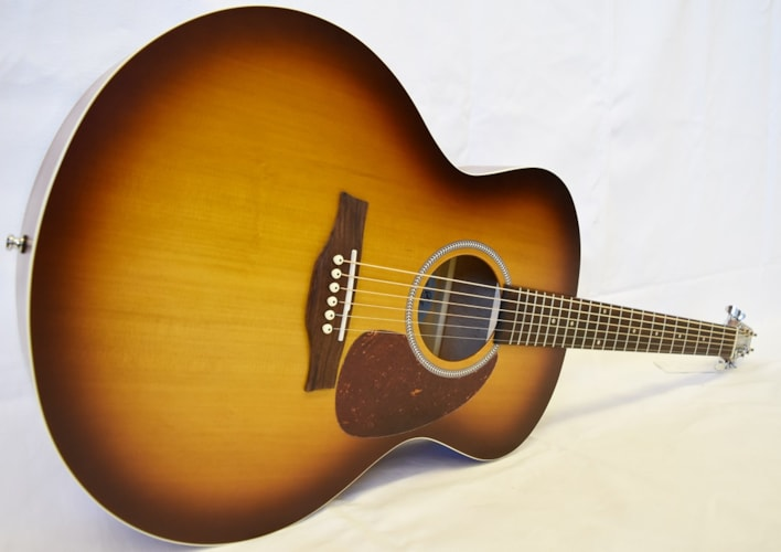 SEAGULL Entourage Mini Rustic Rustic Burst, Brand New, Call For Price!