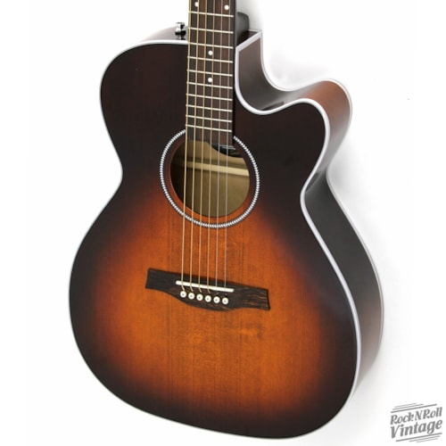 Seagull Performer CW Concert Hall Burnt Umber QIT Brand New