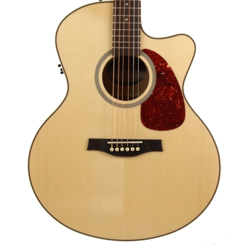 Seagull Performer CW Mini-Jumbo Flame Maple