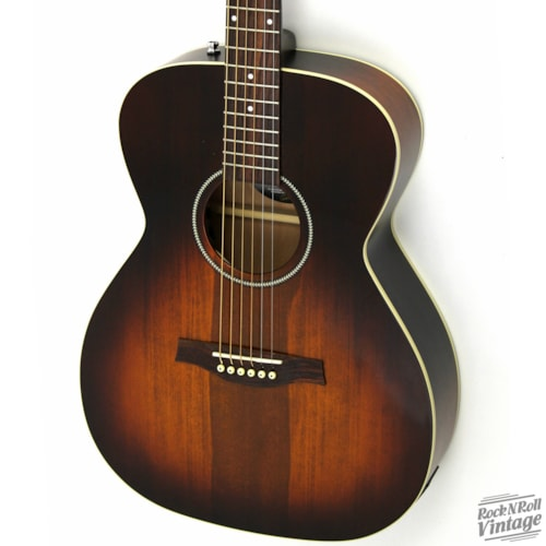 Seagull S6 Original Slim Concert Hall Burnt Umber QIT Brand New $579.00
