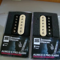 Seymour Duncan Alnico II Pro Slash Signature Set